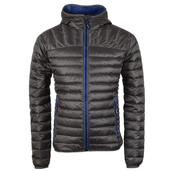 930e9035f235 Superdry - Chromatic Core Down Jacket, Black Marl: Amazon.co.uk: Clothing