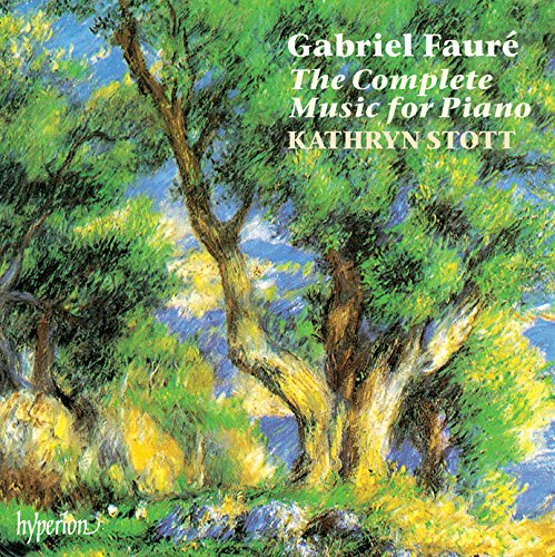 Faure: Complete Music for Piano (The Best Of Faure)