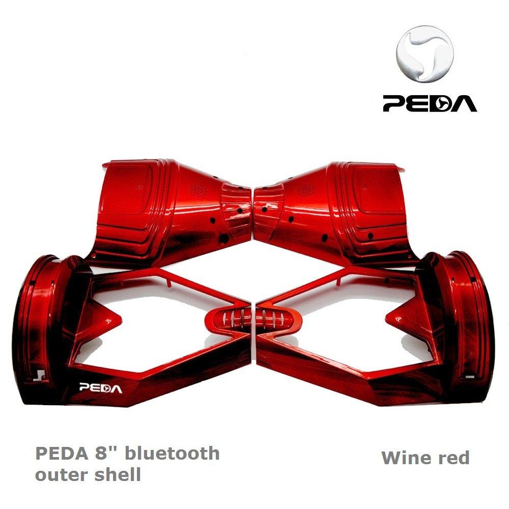 PEDA New 8 DIY inteligente Incluso Balancing Carcasa Case ...