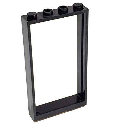 Lego Door Frame (Black)  sc 1 st  Amazon.com & Amazon.com: Lego Door Frame (Black): Toys u0026 Games