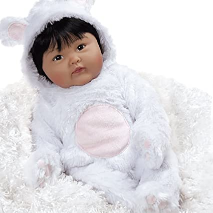 Consider, that baby doll and asian or chinese doubtful