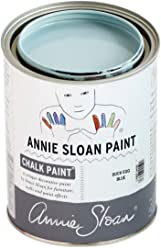 Chalk Paint (R) by Annie Sloan – Decorative Paint for Furniture, cabinets, Floors, Home Decor, and Accessories – Water-Based – Non-Toxic – Matte Finish (Quart - 32oz, Duck Egg)