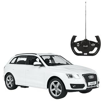 Q5 Radio 1 Coche Audi 14colorbaby Rastar 41108 Control cKl13TFJ