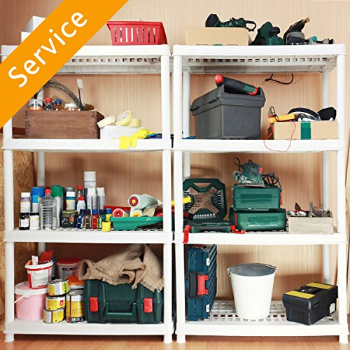 Storage Shelves Assembly by Amazon Home Services