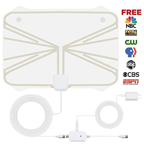 Review TV Antenna,50 to 70