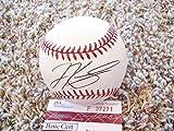 JOE KENNEDY Signed M.L. Baseball -JSA Authenticated #F37271 (Deceased)