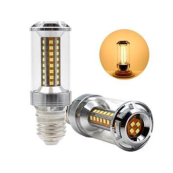 buybay E26 bombillas LED 100 W equivalente 3000 K blanco cálido T3/T4 tamaño mediano