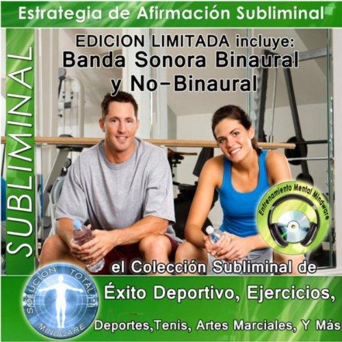 Amazon.com: Subliminal - Exito Deportivo, Ejercicios, Deportes, Tenis