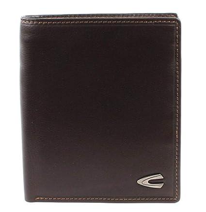 df39501e2d camel active Vegas Wallet Leather 10.7 cm brown Size:10x2x12,5:  Amazon.co.uk: Luggage