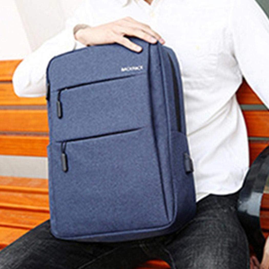 Dalinana Large Capacity Backpack USB Function Laptop Backpacks Outdoor Travel Knapsack Backpacks