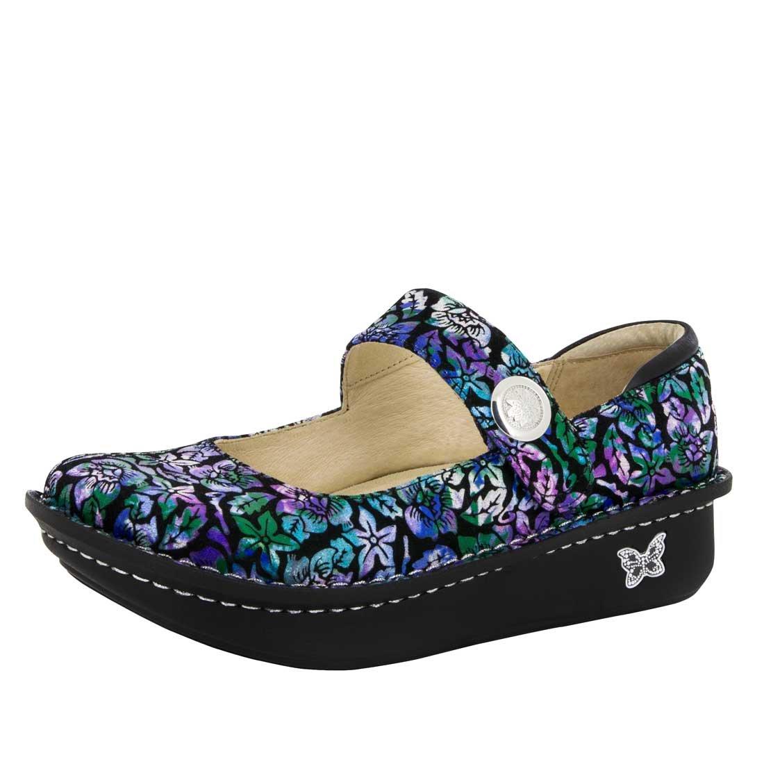 Alegria レディース パロマフラット靴 B0055J77XE 36 M EU / 6-6.5 B(M) US Western Romance Western Romance 36 M EU / 6-6.5 B(M) US