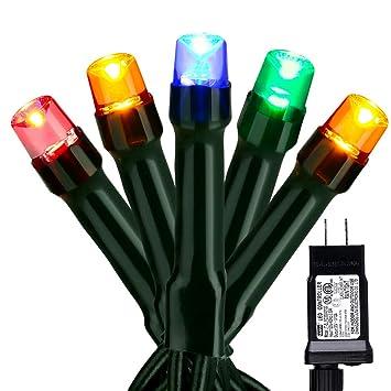 Lyhope Christmas Lights, Low Voltage 72ft 200 LED Christmas Lights - with  31V UL Certified - Lyhope Christmas Lights, Low Voltage 72ft 200 LED Christmas Lights