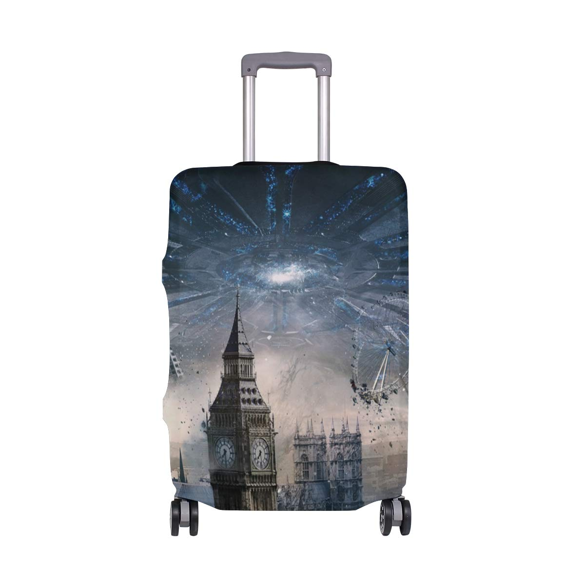 Independence Day suitcase cover elastic suitcase cover zipper luggage case removable cleaning suitable for 29-32 trunk cover