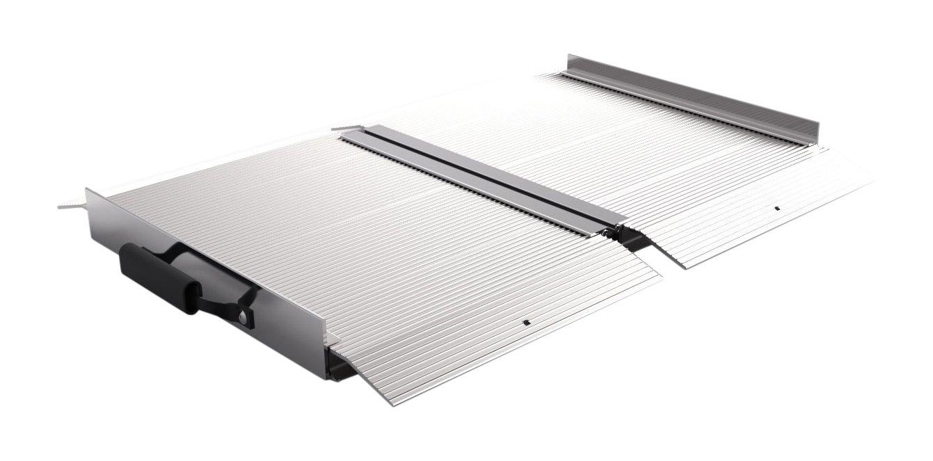 EZ-ACCESS TRAVERSE SF02 Singlefold Ramp, 2', 24'' Length, 30.25'' Width, 2.575'' Height