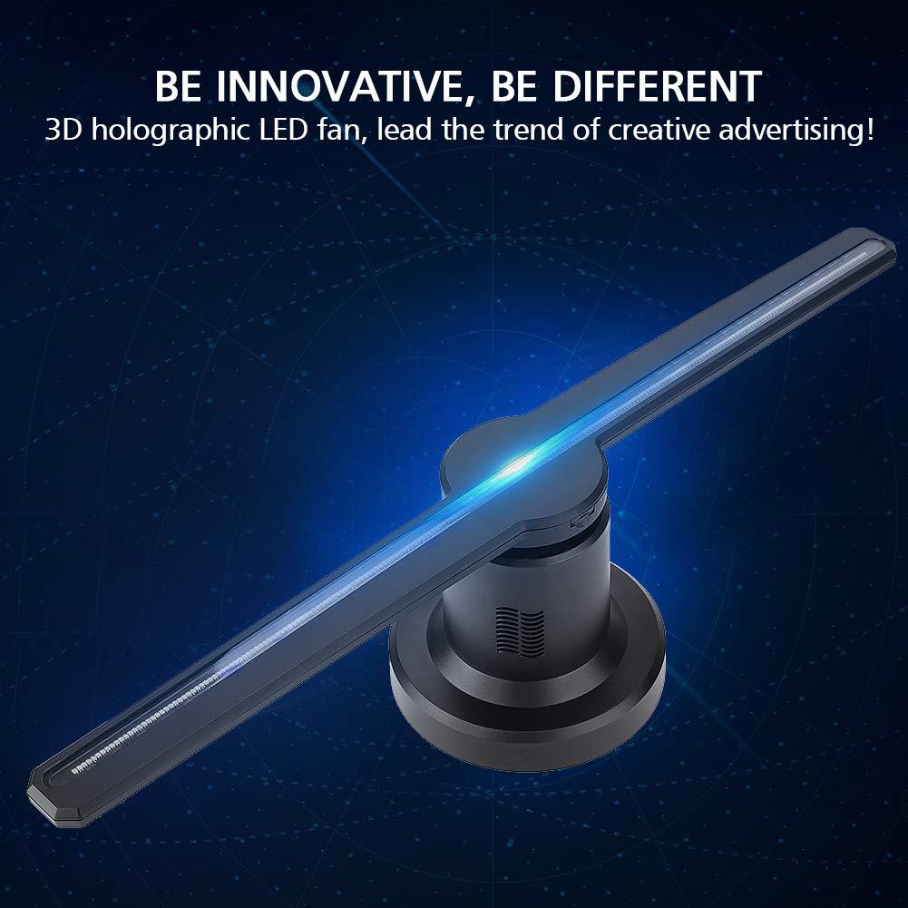 Amazon.com: Yoidesu - Proyector de publicidad de holograma ...