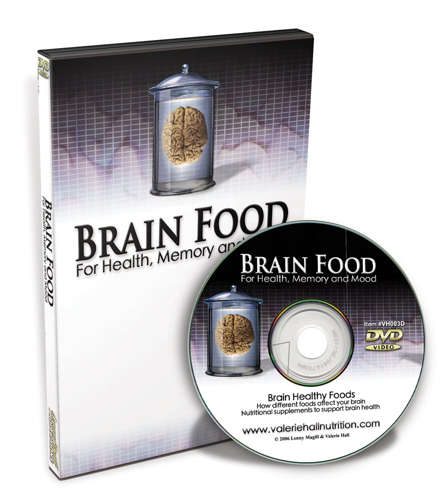 Valerie Hall's Brain Food for Health, Memory and Mood