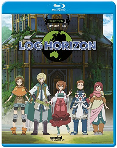 Log Horizon: Collection 2 (Anamorphic, Subtitled, 2PC)