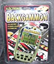 Electronic Backgammon Game by MicroGear 2003