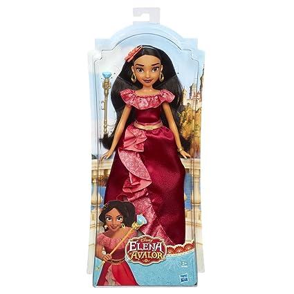 Disney Girls - Muñeca Elena de Avalor básica (Hasbro B7369EU4)