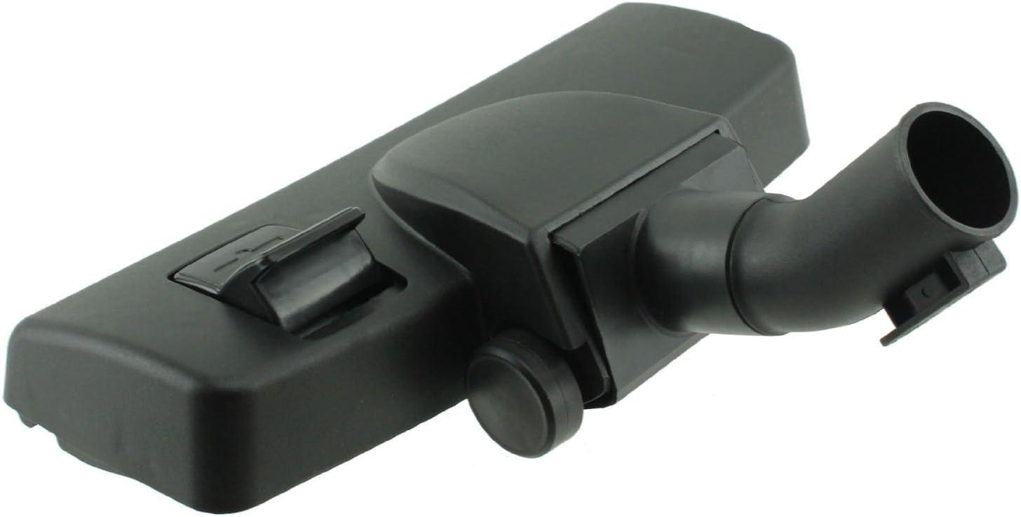 35 mm Spares2go Tubo di prolunga x 2 spazzola girevole multiuso compatibile con aspirapolvere Samsung