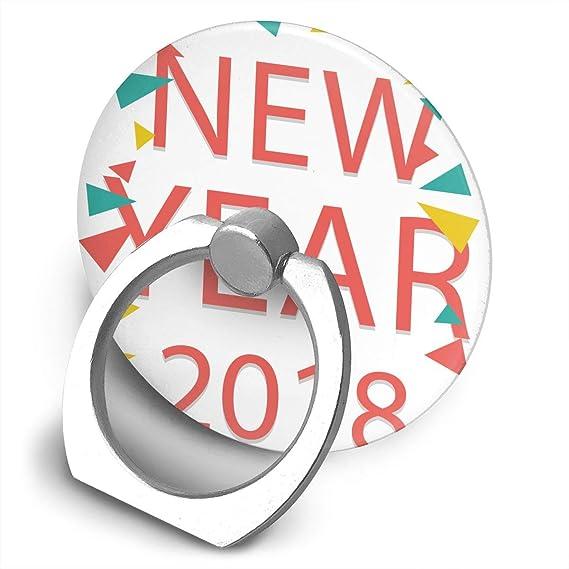 Amazon Universal Phone Ring Bracket Holder Happy New Year 39