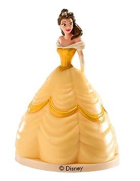 Figura Bella La Bella y La Bestia Disney 9cm