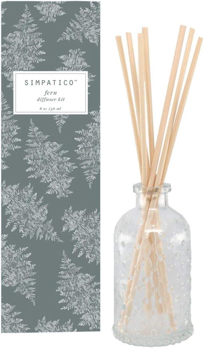 Simpatico Fern Fragrance Diffuser Set
