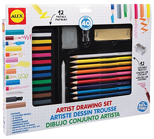 ALEX Toys Artist Studio Artist Drawing Set