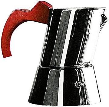 Mepra 4 6 Cup Coffee Maker Coral Kitchen Dini