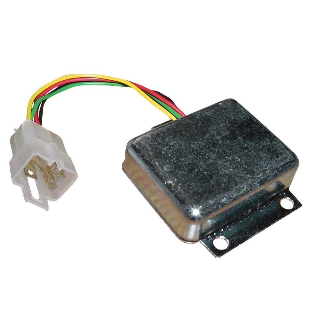 Ar77485 New 12v Voltage Regulator For John Deere 1020 2020 Wiring Harness 1520 1530 2030 Industrial Scientific