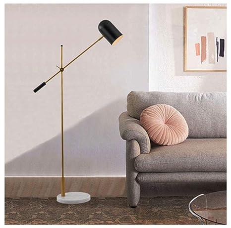 THOR-BEI Lámpara de pie-LED Lámpara de pie Moderna Sala de ...