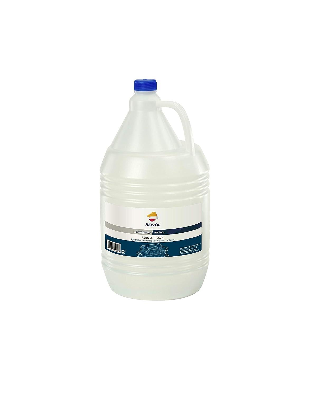 Repsol Rp711 A86 Destilliertes Wasser 5l Repsol Lubricantes Y