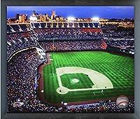 "Colorado Rockies Mile High Stadium MLB Stadium Photo (Size: 17"" x 21"") Framed"
