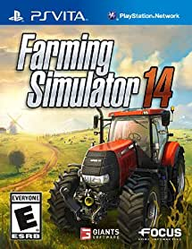 Farming Simulator '14 - PlayStation Vita