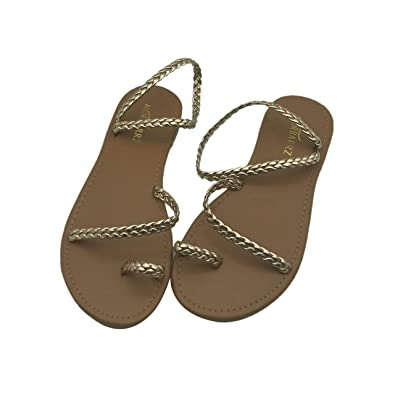 d37871059 Image Unavailable. Image not available for. Color  Summer Women Sandals  Beach Shoes ...