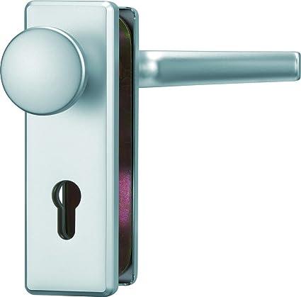 ABUS KKT512 F1 EK 264399 - Blindaje para cerraduras de portal (aluminio)