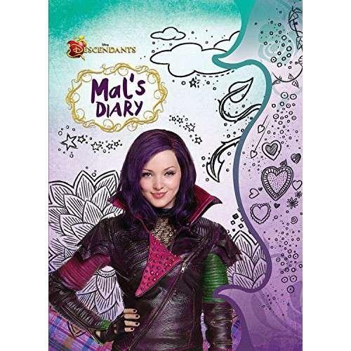 DESCENDANTS Disney Mal's Diary