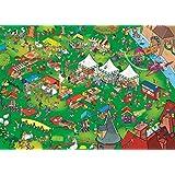 Goliath 71349 That's Life Puzzle 'Summerfair'