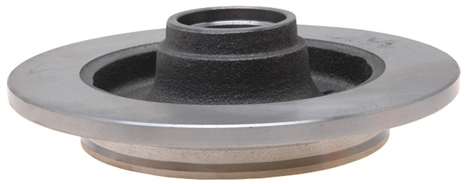 ACDelco 18A369A Advantage Non-Coated Rear Disc Brake Rotor and Hub Assembly