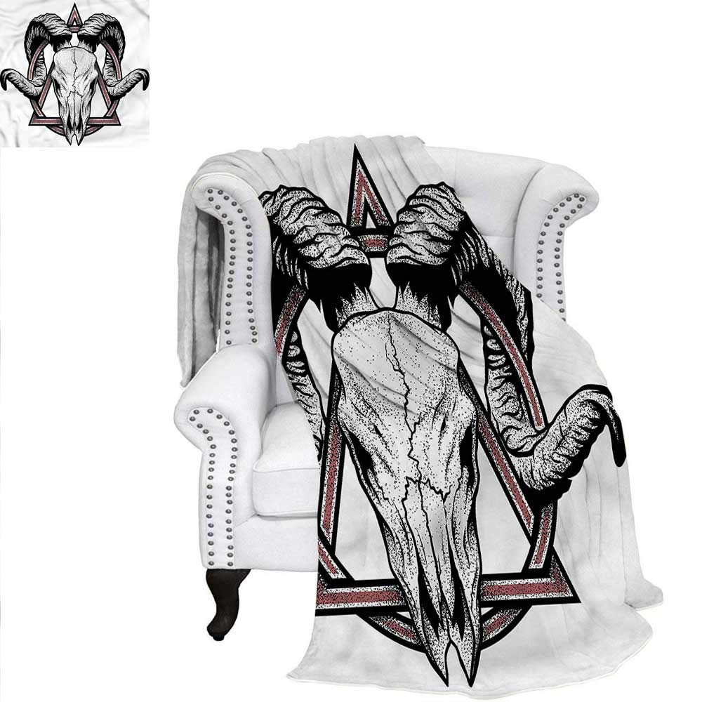 ALLMILL Manta de Tatuaje con impresión Digital Tribal arqueica ...