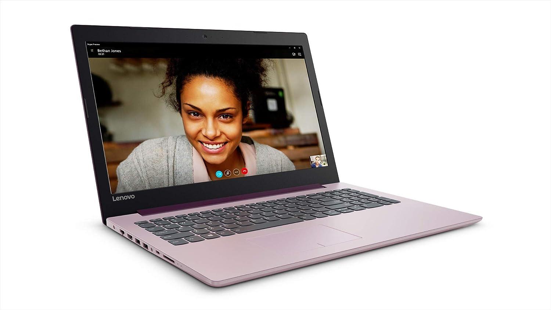 "Lenovo IdeaPad 330 15.6"" HD Business Laptop, Intel Dual-Core i3-8130U Up to 3.4GHz (Beat i5-7200U), 8GB DDR4, 1TB HDD, 802.11ac, Bluetooth, HDMI, Windows 10 (Plum Purple)"