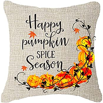 Amazon Com Happy Pumpkin Spice Season Golden Pumpkin