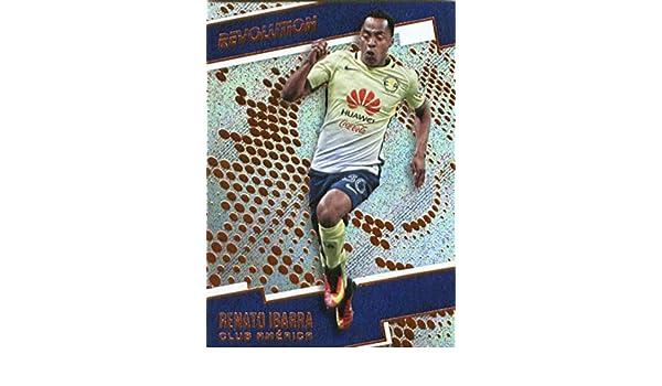 ec8aaabd3cc Amazon.com  2017 Panini Revolution  53 Renato Ibarra Club America Soccer  Card  Collectibles   Fine Art