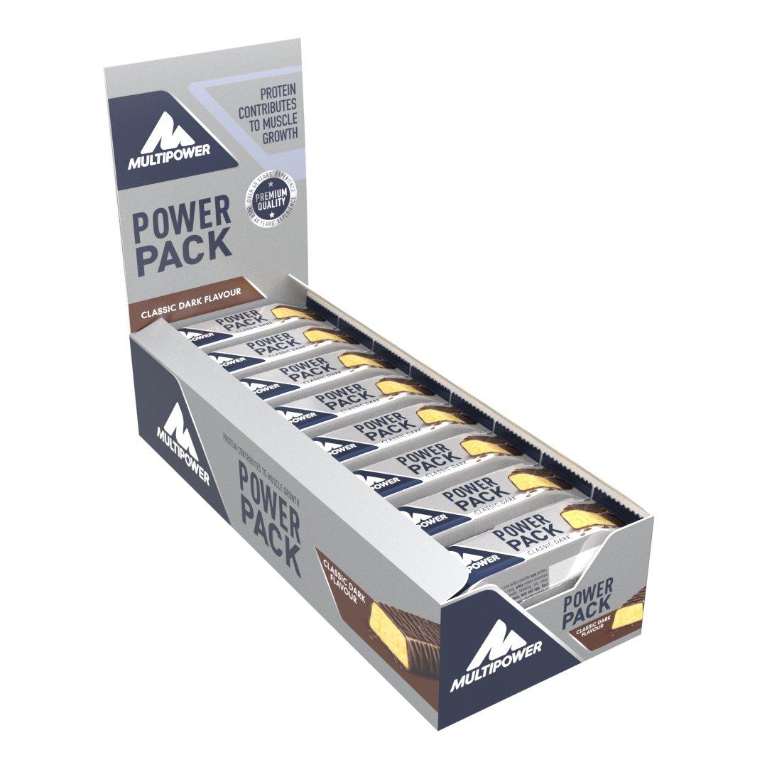Multipower Power Pack Classic Dark - 24 Barras: Amazon.es: Salud y cuidado personal