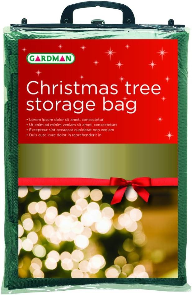 Gardman 4 Foot Christmas Tree Storage Bag Sack Decorations Toy Storage & More