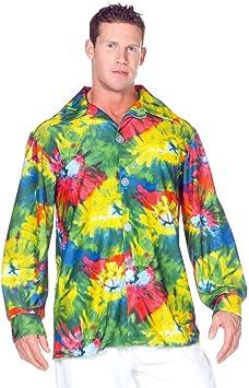 Camisa Batik Hippie Hombre XL: Amazon.es: Juguetes y juegos
