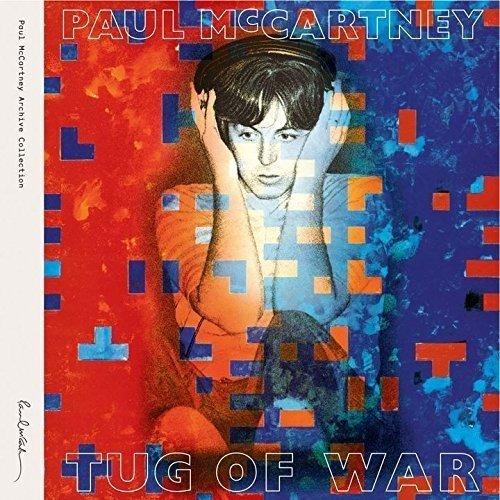 ポール・マッカートニー / タッグ・オブ・ウォー【デラックス・エディション】(2CD)