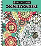 Brain Games - Color by Number: Stress-Free Coloring