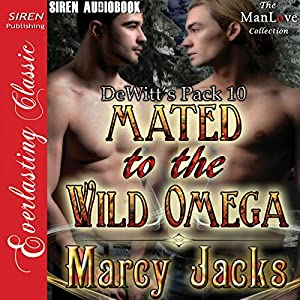 Mated to the Wild Omega Audiobook