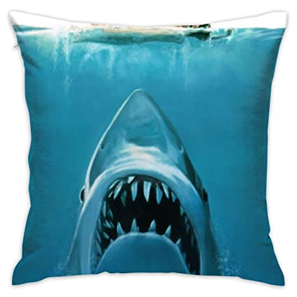 Amazoncom Huery Shark Attack Painting Wallpaper Customized